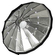 بیوتی دیش دریم لایت Dream Light Beauty Dish Silver 60 cm