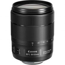 لنز کانن Canon EF-S 18-135mm f/3.5-5.6 IS STM-دست دوم