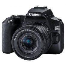 دوربین عکاسی کانن CANON EOS 250D Kit EF-S 18-55 mm f/4-5.6 IS STM