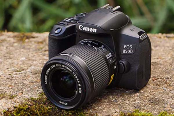 طراحی canon 850d