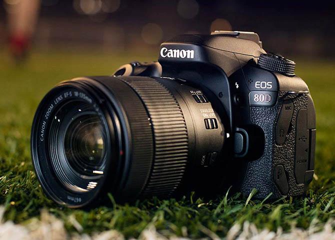 Introduction 80d camera