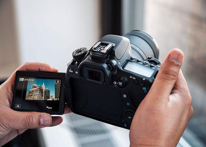 Canon Eos 80D Digital camera review