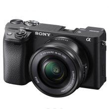 دوربین بدون آینه سونی Sony Alpha a6400 kit 16-50mm