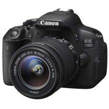 دوربین عکاسی کانن Canon EOS 700D Kit 18-55mm f/3.5-5.6 IS STM-دست دوم