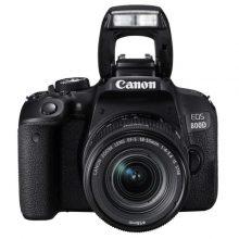 دوربین عکاسی کانن Canon EOS 800D Kit 18-55mm f/4-5.6 IS STM-دست دوم