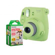 دوربین فوجی Fujifilm instax mini 9 + کاغذ ۲۰تایی