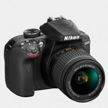 دوربین عکاسی نیکون Nikon D3400 Kit 18-105mm f/3.5-5.6 G VR-دست دوم