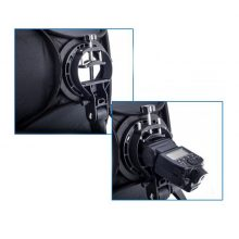 سافتباکس چتري لايف Life of Photo 60x60cm Softbox E Series for Speedlite