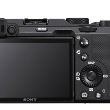 دوربین بدون آینه سونی Sony alpha a7C body-دست دوم