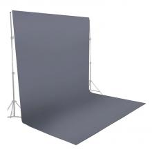 فون بک گراند خاکستری مخمل Backdrop Gray 2×3