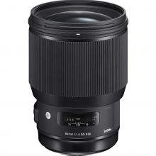 لنز سیگما Sigma 85mm f/1.4 DG HSM Art for Canon