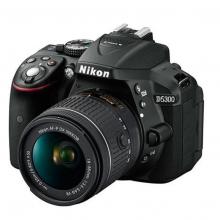 دوربین عکاسی نیکون Nikon D5300 Kit 18-55mm f/3.5-5.6 G AF-P VR -دست دوم