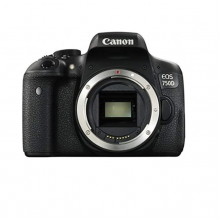 دوربین عکاسی کانن Canon EOS 750D body-دست دوم