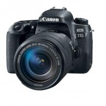 دوربین عکاسی کانن Canon EOS 77D Kit 18-135mm f/3.5-5.6 IS USM-دست دوم