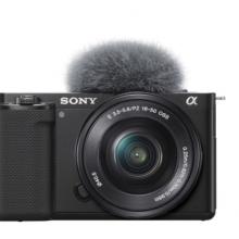 دوربین بدون آینه سونی Sony ZV-E10 Mirrorless Camera kit 16-50mm