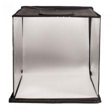 لایت باکس دیمردار دو رنگ لایف Life OF photo lightbox 50×50 LED550SW Series