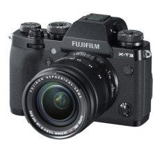 دوربین بدون آینه فوجی FUJIFILM X-T3 Kit 18-55mm Black