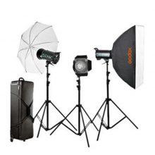 کیت فلاش استودیویی گودکس Godox Falsh Studio QS-300 II