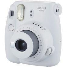 دوربین فوجی Fujifilm instax mini 9 Instant Film Camera Smokey White