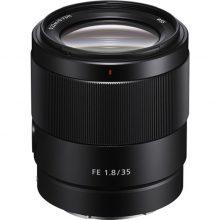 لنزسونی Sony FE 35mm f/1.8